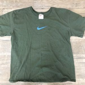 Vintage Nike Center Swoosh Shirt